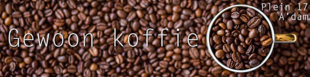 gewoon koffie linkedin header voorbeeld profielfotograaf tessa witvoet